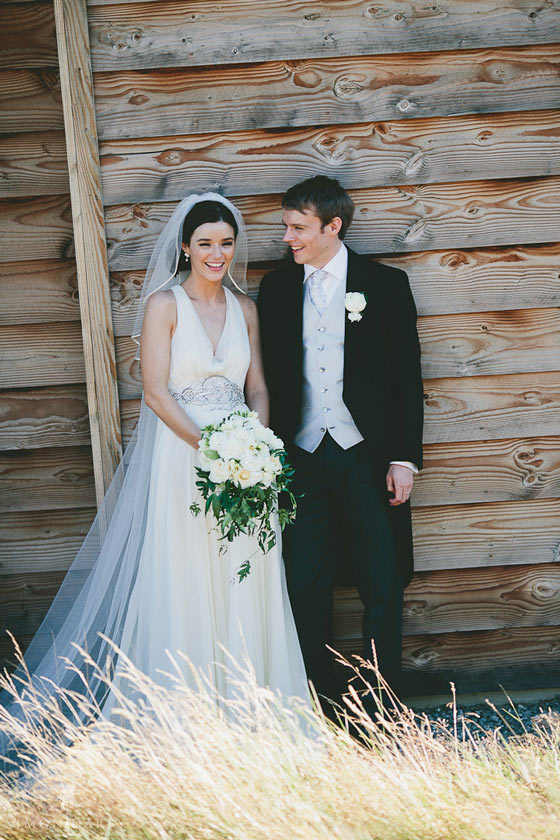 Romantic Queenstown wedding
